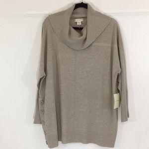 NWT Cynthia Rowley Oversized Sweater